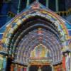Das Bogenmass in Chartres