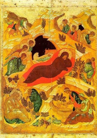 Birth of God in us