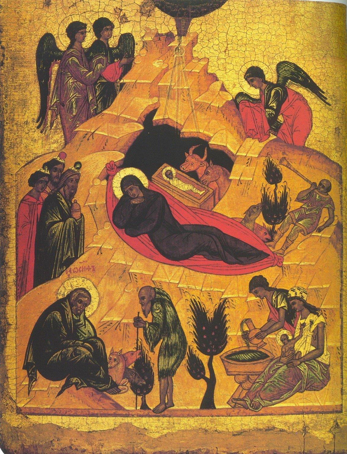 Die Geburtsgeschichte aus dem Evangelium nach Lukas